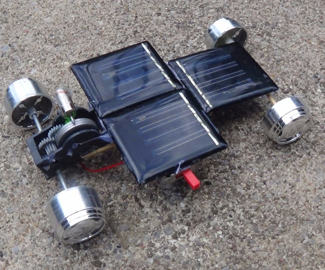 How to Make a Solar Car Solar powered toys, Solar power