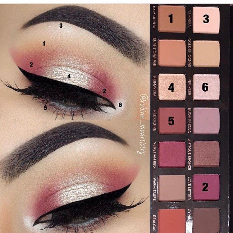 Fall Eyeshadow Makeup Tutorials