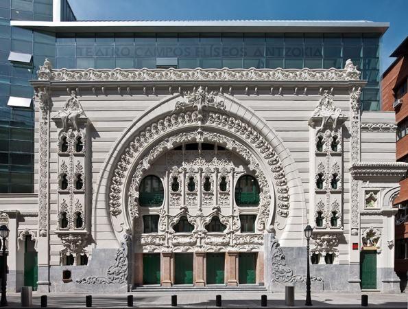 Teatro campos el seos bilbao josema cutillas spanish ethnography people places and culture - Estudios arquitectura bilbao ...