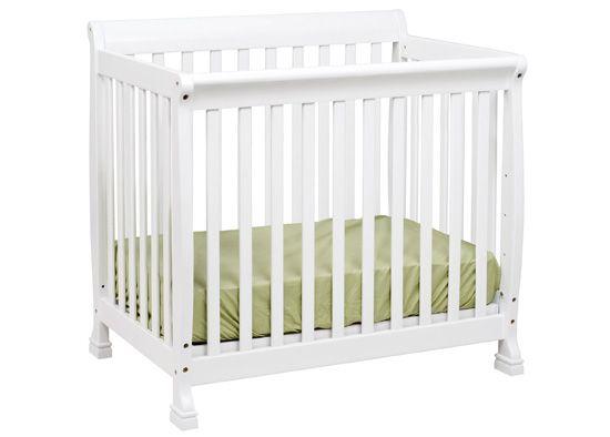 Kalani Mini Crib Dimensions 40 X 28 625 X 38 125 Mini Crib Small Baby Cribs Best Baby Cribs