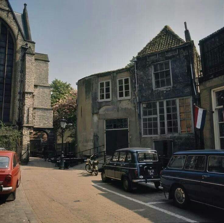 Achter de kerk, jaren '70