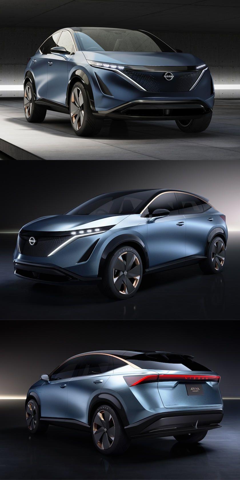 Nissan Concept 2020 Suv