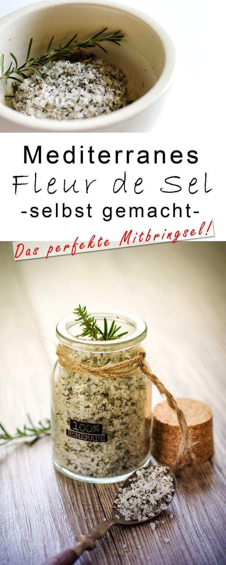 Mediterranes Fleur de Sel #easymexicanfoodrecipes