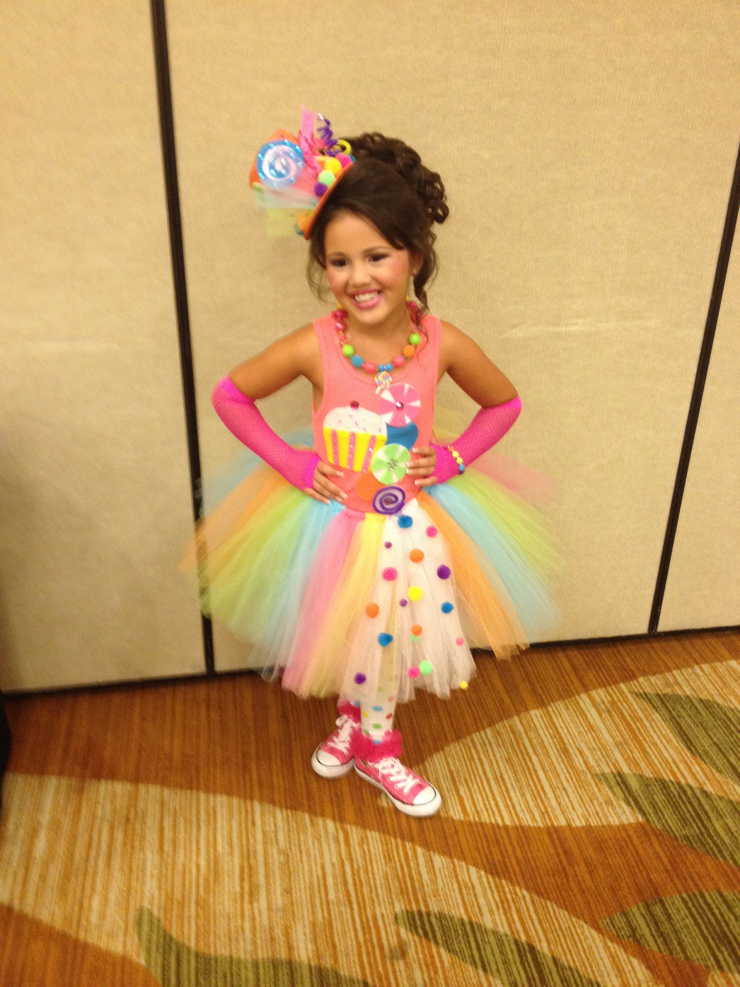 f2b49279ddf6 Candy themed Outfit of Choice - all made from items at Walmart ...