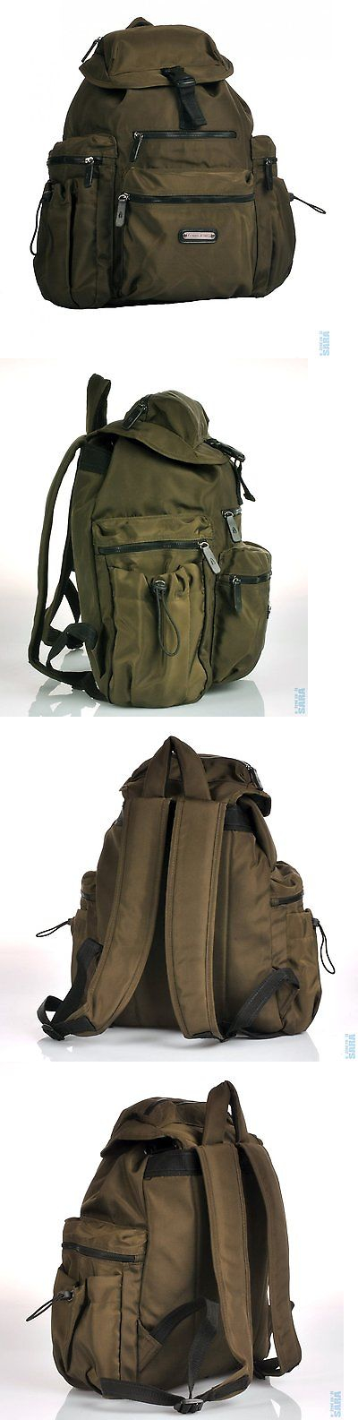 2e92f41c83b Mixed Items and Lots 175627: Camel Active Travel Bag Backpack Schwarz Khaki  Brand New -> BUY IT NOW ONLY: $48 on eBay!