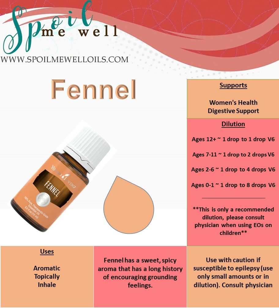 How to use Fennel Essential Oil | Essential Oils | Fennel ...