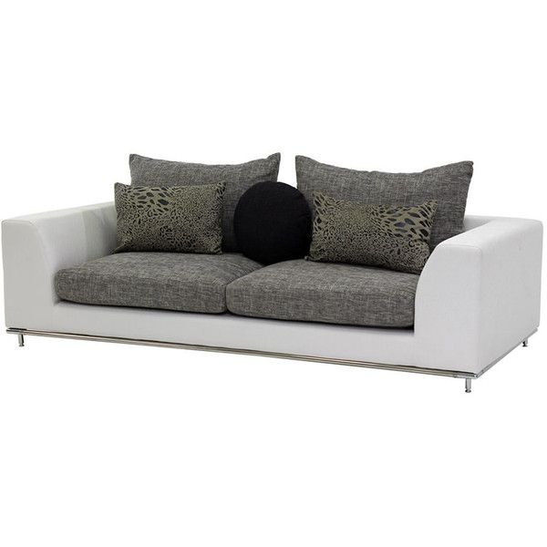 El Dorado Furniture Hanna 90 Sofa 17 140 Mxn Liked On Polyvore