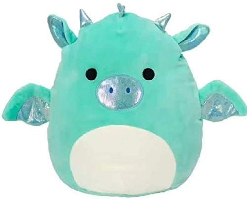 Super Soft Plush Toy Pillow Pet Animal Pillow Pal Buddy Stuffed Animal Birthday Gift Holiday Squishmallow Kellytoy 8 Esmeralda The Rainbow Tie-Dye Unicorn