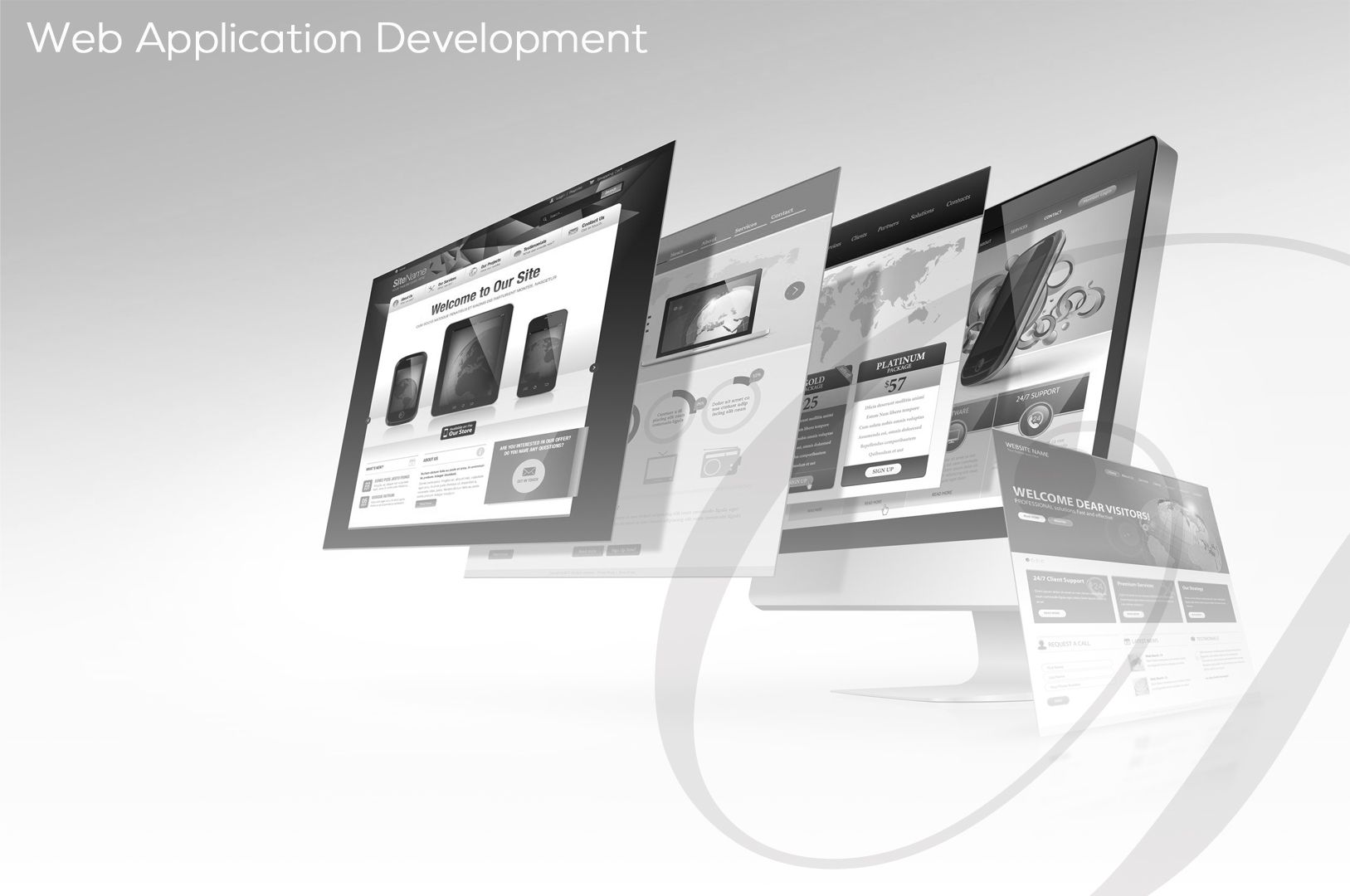 Responsive Web Development Services From An Award Winning: Website Development Services Digital Image Is Leading Web