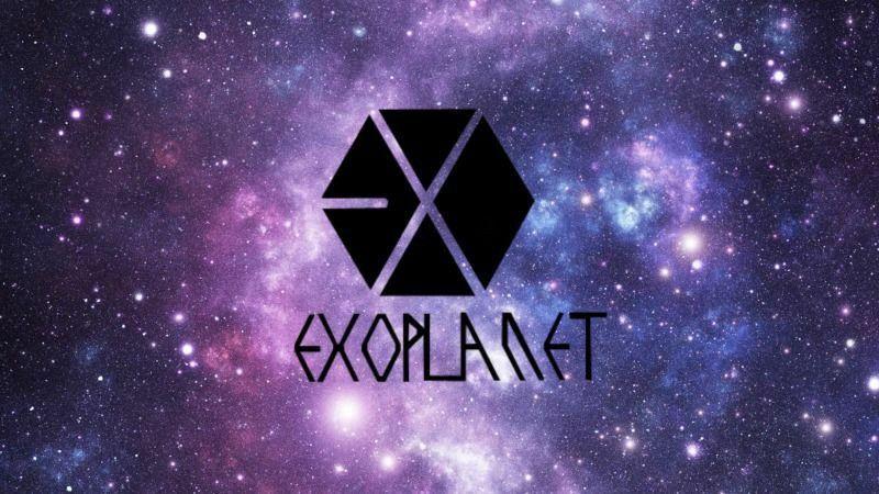 Pin Oleh Marvelah Di Wallpaper Logo Exo Wallpaper Pc Wallpaper Ponsel Gambar Background exo galaxy wallpaper