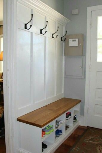 Charmant Coat Rack And Bench. Coat Rack And Bench Mudroom Storage ...