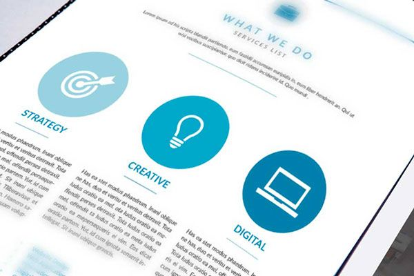 Studio Proposal Template on Behance Tender and Bid submissions - bid proposal template