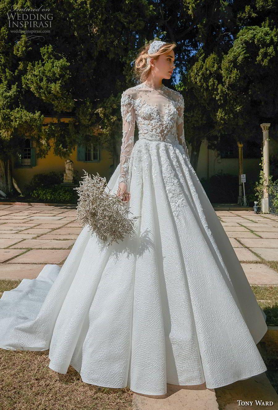 Tony Ward La Mariée Fall 2020 Wedding Dresses — 'Felicity