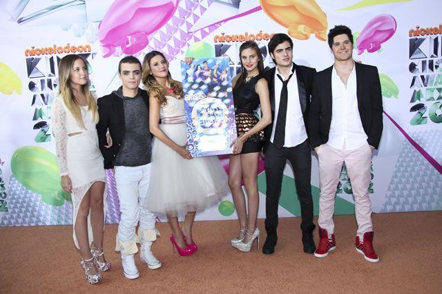Nickelodeon's Kids Choice Awards - Alfombra naranja