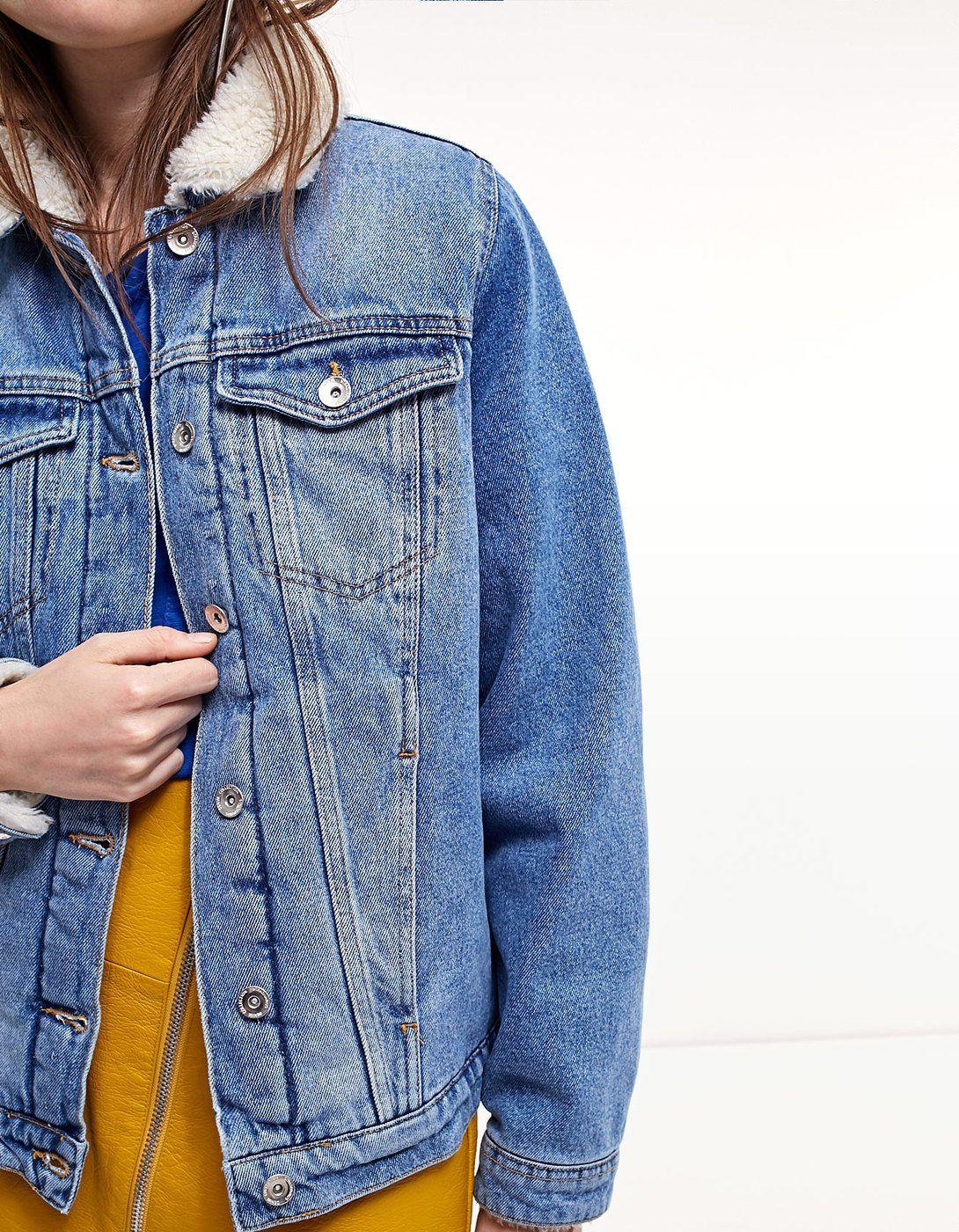 new concept b177c 4f3d8 Pin von Beyza auf to Wear | Denim, Jackets und Jeans