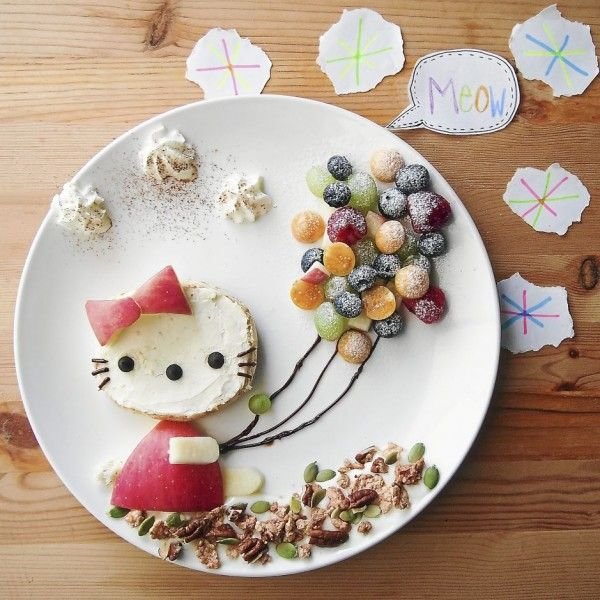 Eatzybitzy – The creative Food Art by Samantha Lee