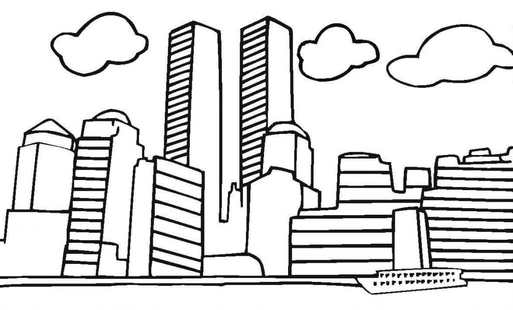 9/11 coloring pages  patriots day  miscellaneous