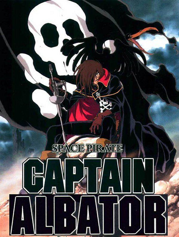 Albator - Capitain Harlock
