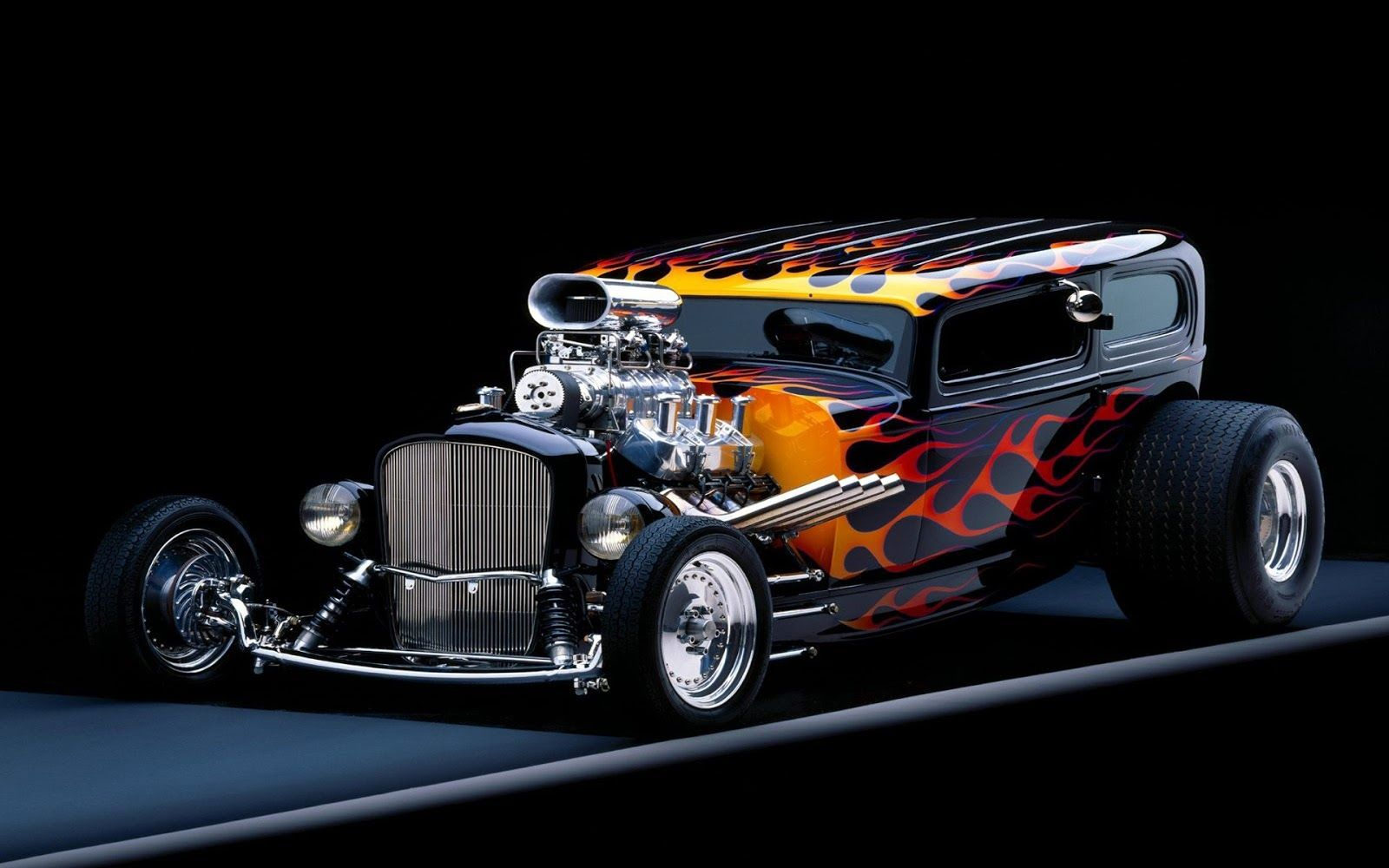 Hawt Rod American Hot Rod High Quality Wallpaper Images 1080p Hd Pictures Carros Hot Rod Carros Quentes Carros