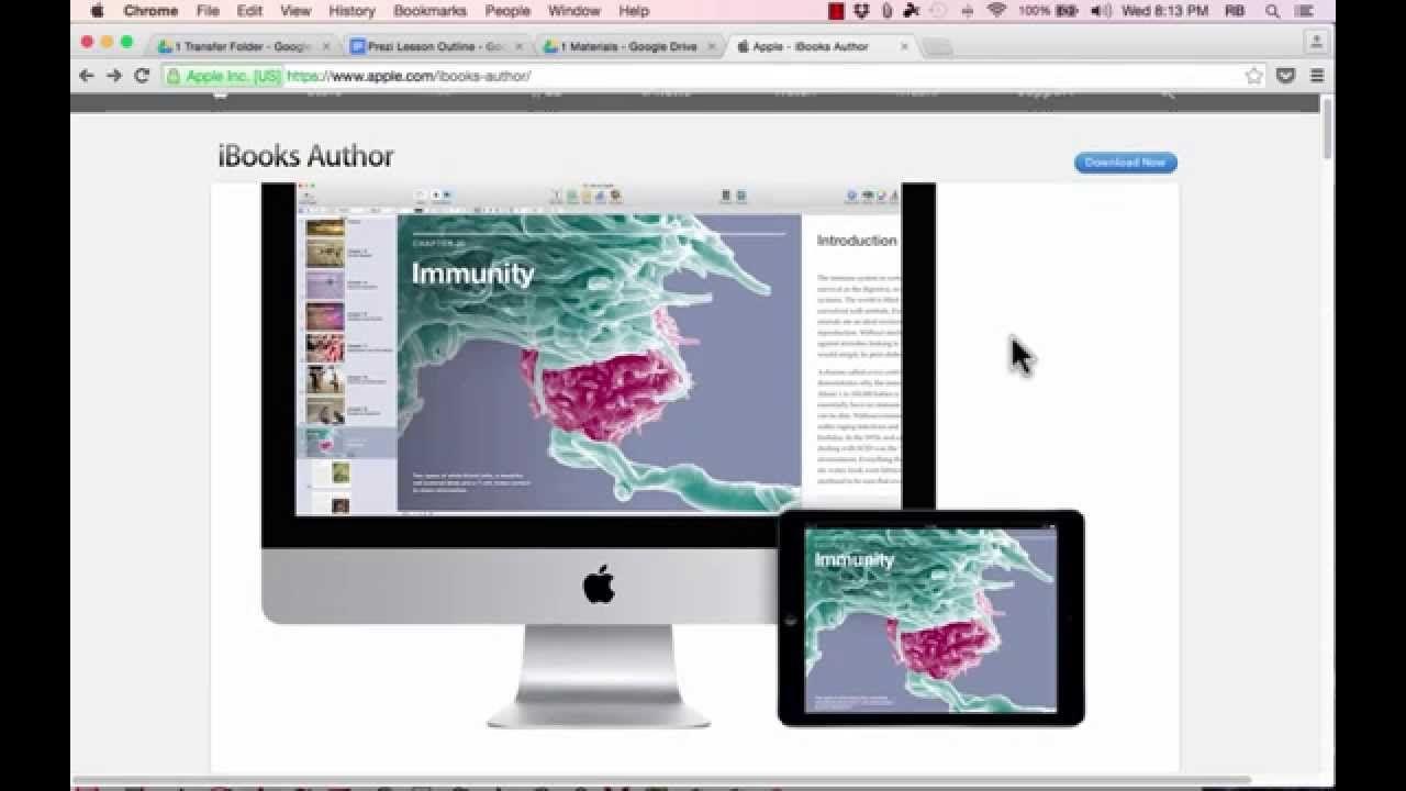 iBooks Author Basics plus Widgets 2015 Tutorial Ibooks