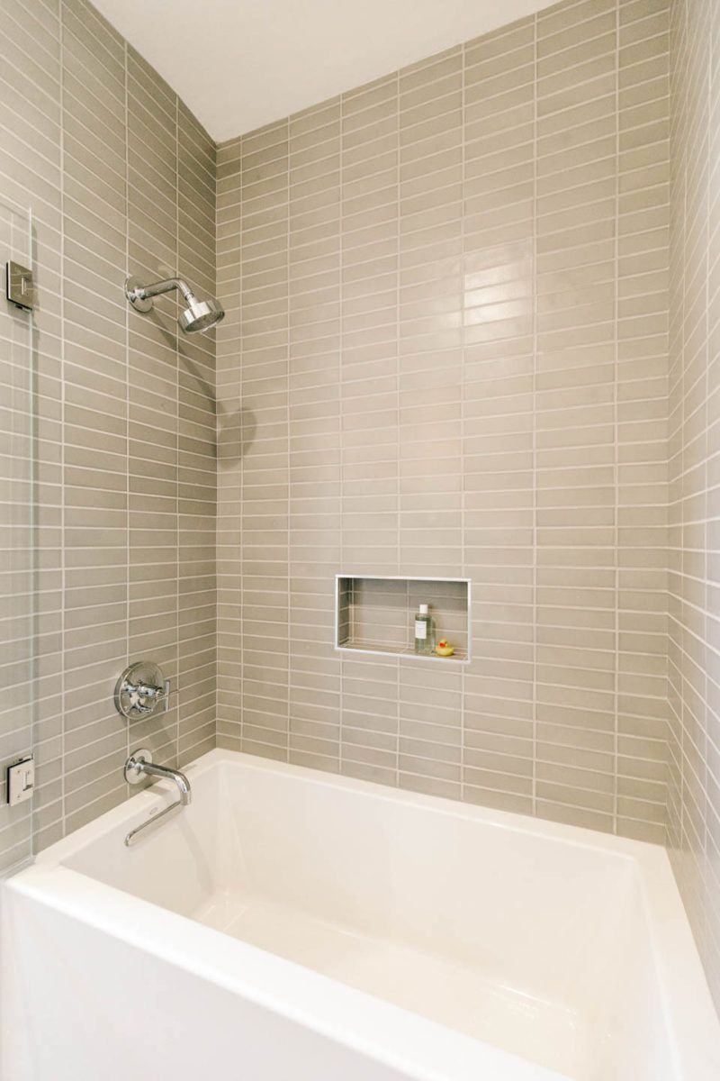 Could I Have That Kid S Bathroom Fireclay Tile Bathroom Installation Bathroom Tile Designs Bathroom Design