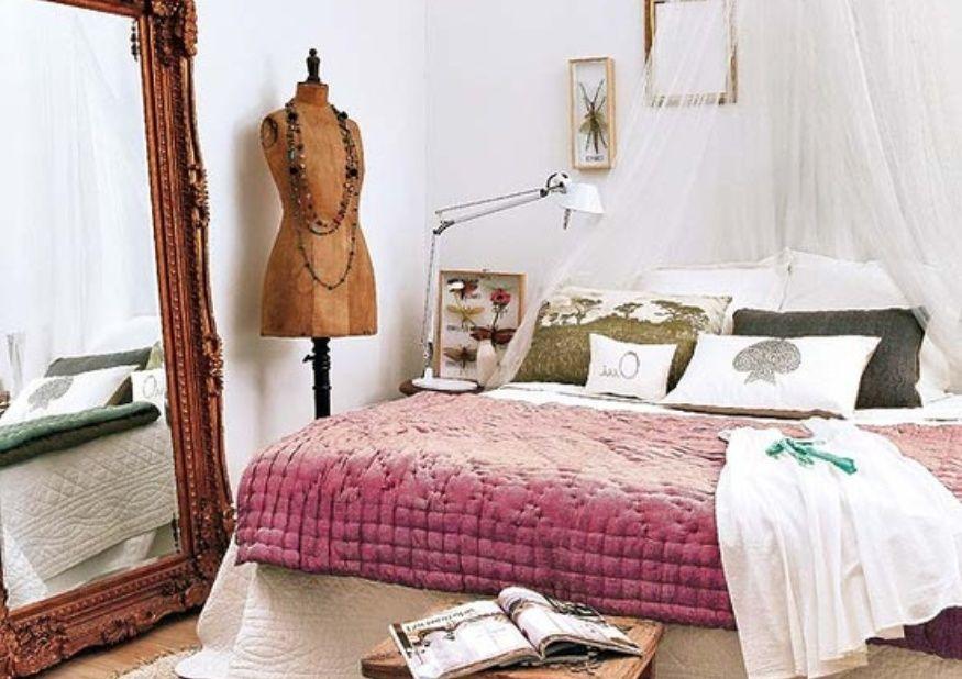Dormitorios vintage decoraci n vintage dormitorio - Decoracion vintage dormitorios ...