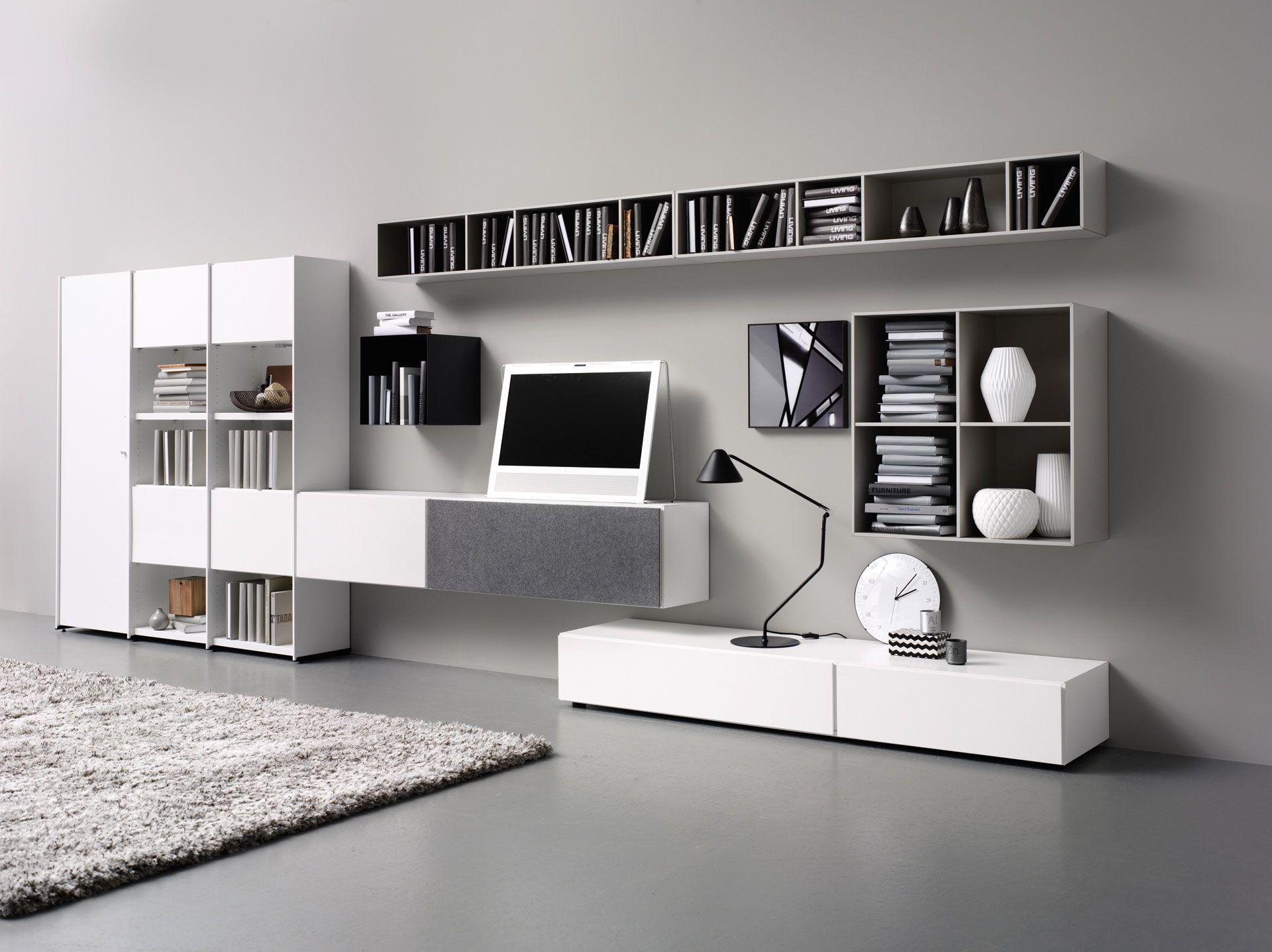 lugano wall system | living | pinterest | lugano und boconcept, Wohnzimmer dekoo