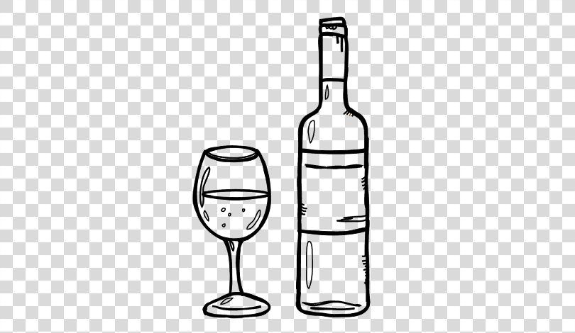 Wine Drawing Bottle Drink Food Wine Png Wine Alcoholic Drink Barware Beer Bottle Black And White Beer Bottle Drawing Wine Bottle Drawing Bottle Drawing