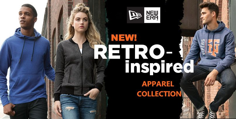 New New Era Retro Inspired Apparel Collection from NYFifth