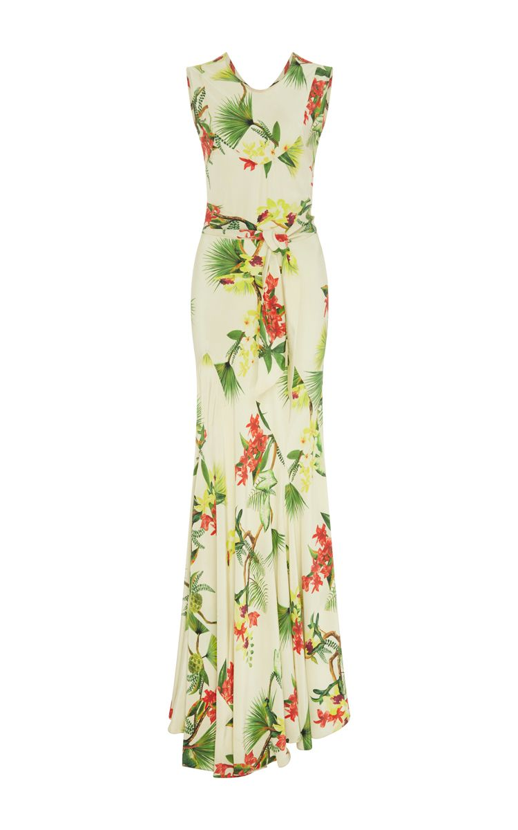 Alicia Silk Maxi Dress | TROPICAL STYLE FASHION SHOPPING | Pinterest ...