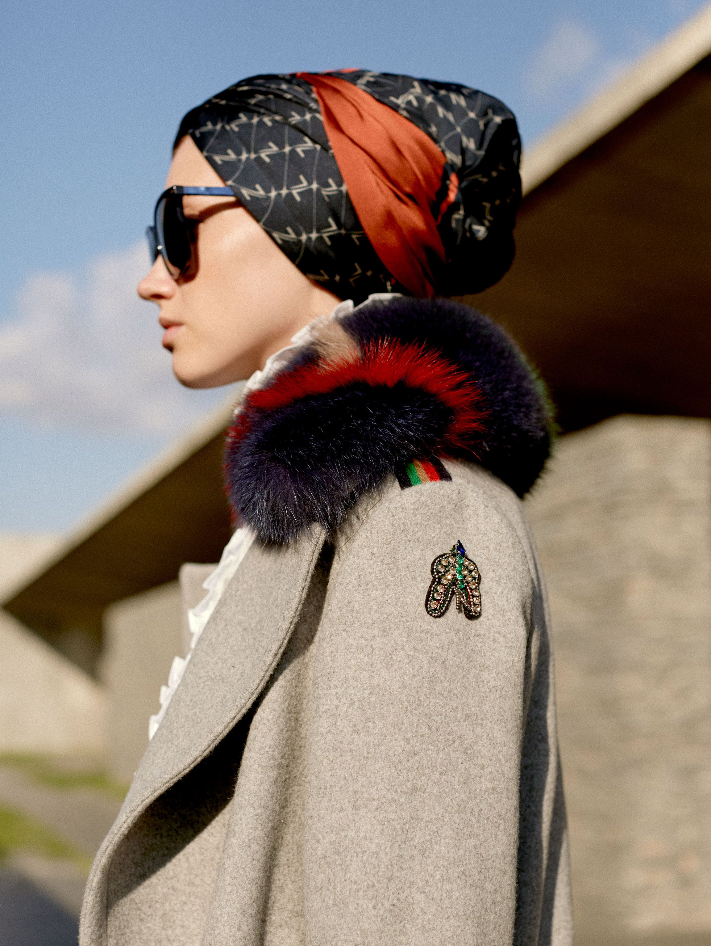 Modest New Fashion Fall Winter #ZUHRE | Giyim, Sonbahar ...
