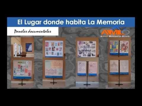 El Lugar donde habita la Memoria - Archivo Municipal La Orotava