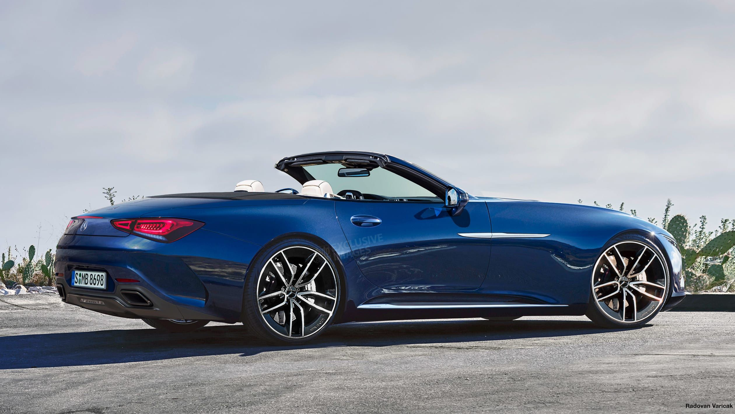New 2021 Mercedes Sl To Be Developed By Amg With 2 2 Layout Pictures Auto Express Mercedes Sl Mercedes Benz Convertible Mercedes