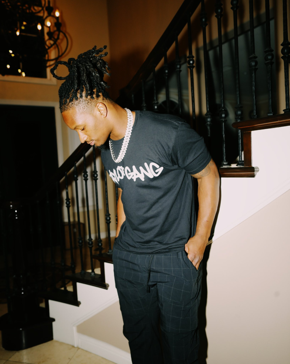 Taylor Gang On Twitter Lounge Outfit Fashion Mens Tops