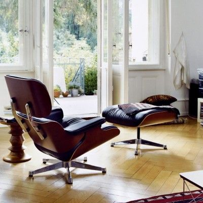 Free Eames Stool When you Buy an Eames Lounge Chair and Ottoman.