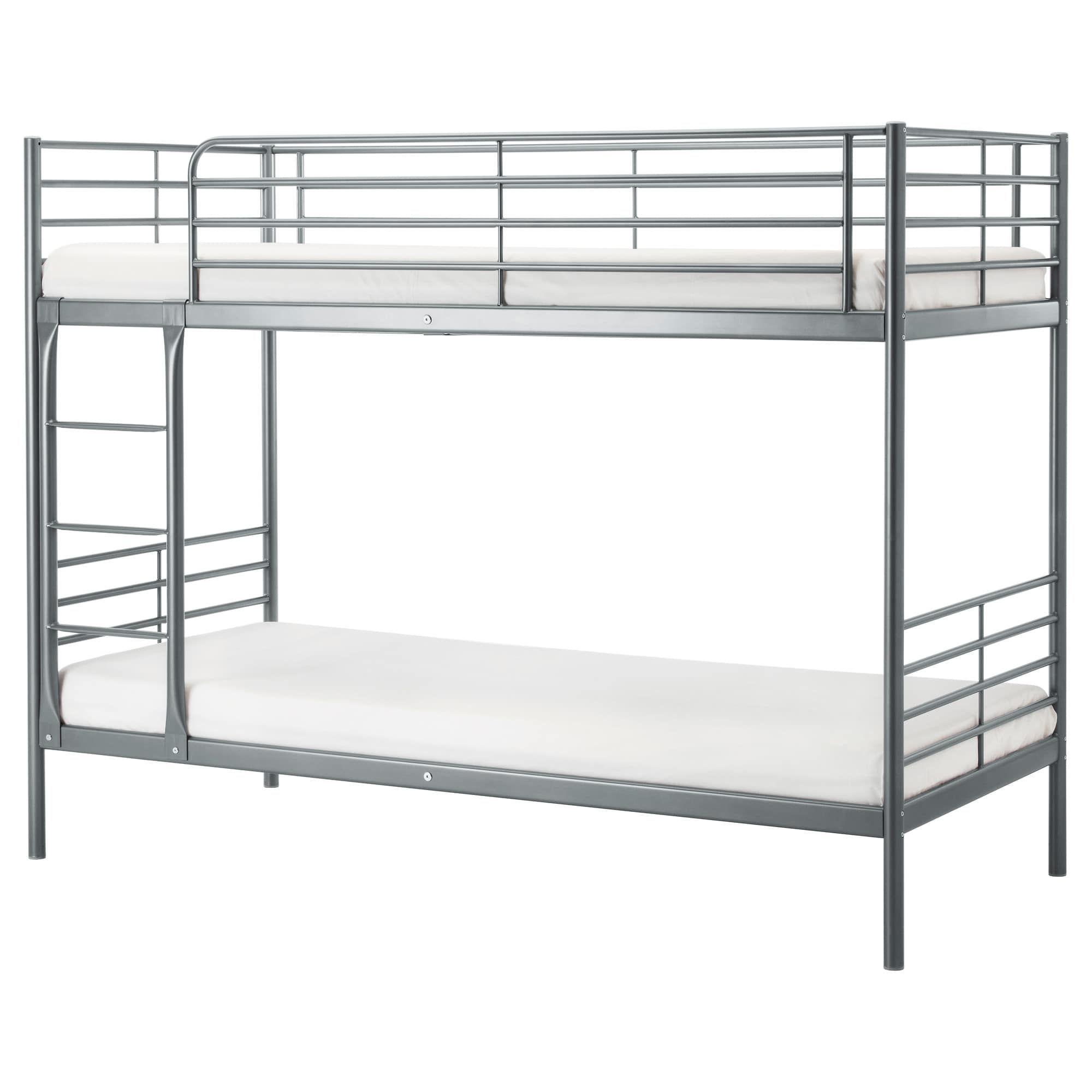 Us Furniture And Home Furnishings Metal Bunk Beds Ikea Metal