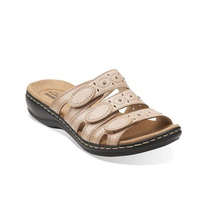 Amazoncom Womens Clarks Leisa Cacti Q Sandals Clarks Shoes