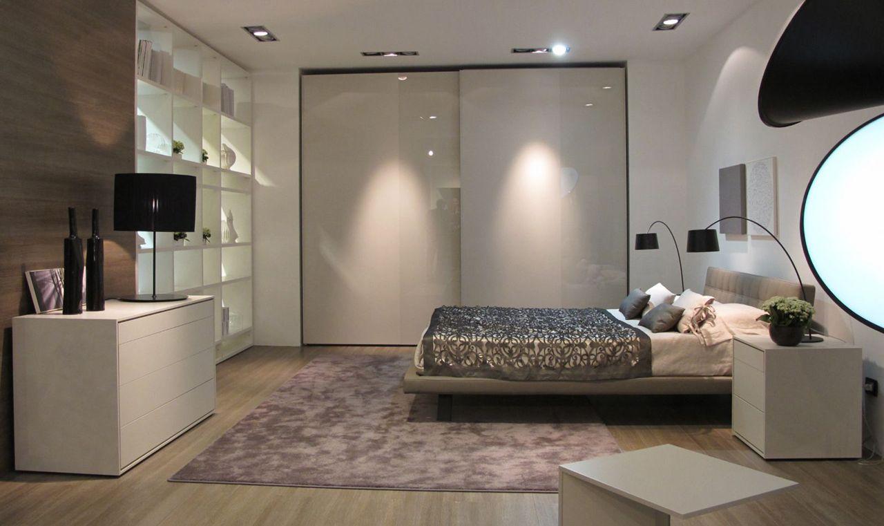 Este es el dormitorio de los padres y se encuentra una