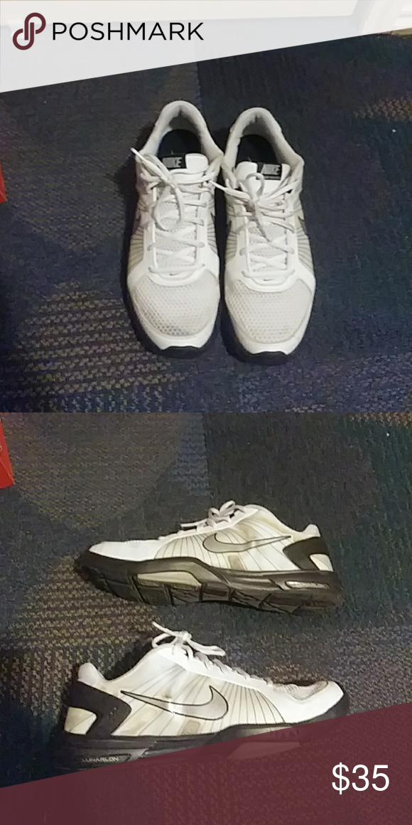 low priced 542f6 f2f93 Nike Lunar Kayoss Men s Nike Lunar Kayoss. Size 12. Shoes have some wear  and tear but in acceptable condition. Nike Shoes Sneakers
