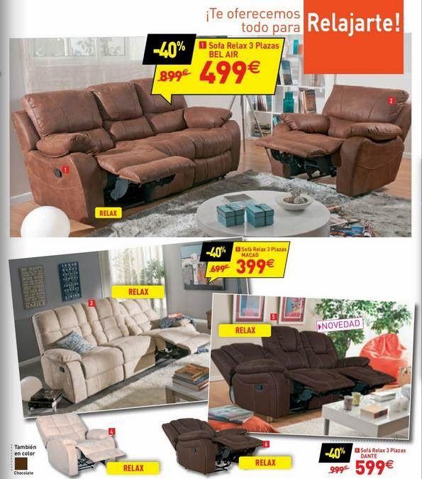 Ofertas De Sofas De Conforama Noviembre 2014 Catalogo De Muebles