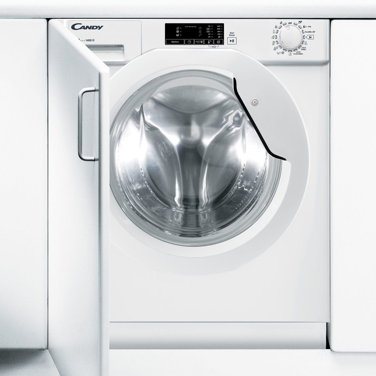 CBWM914D_WH Candy Integrated 9kg Washing Machine