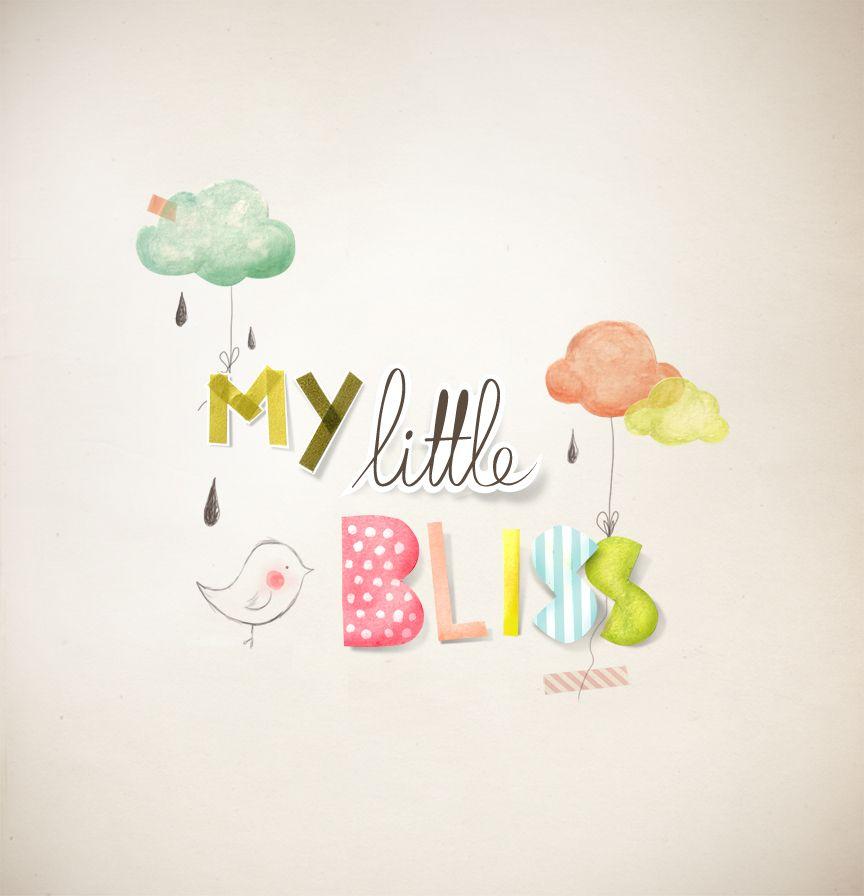♥♥ My Little Bliss ♥♥ | My Little Fabric