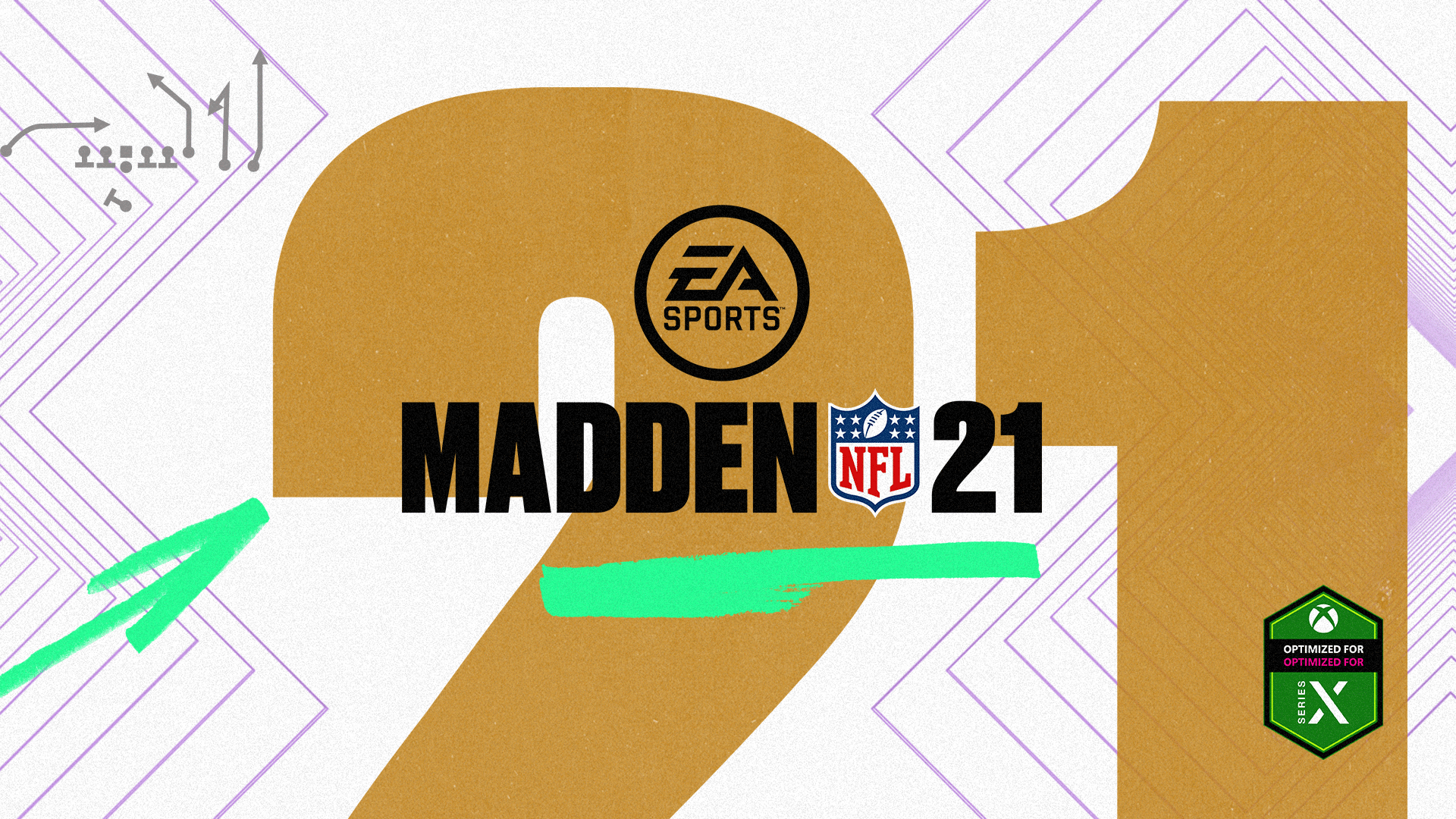 Madden Nfl 21 Will Be Available For Free On Xbox Series X Madden Nfl Ea Sports Madden
