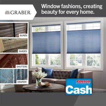 Graber Custom Window Treatments Custom Window Coverings Custom