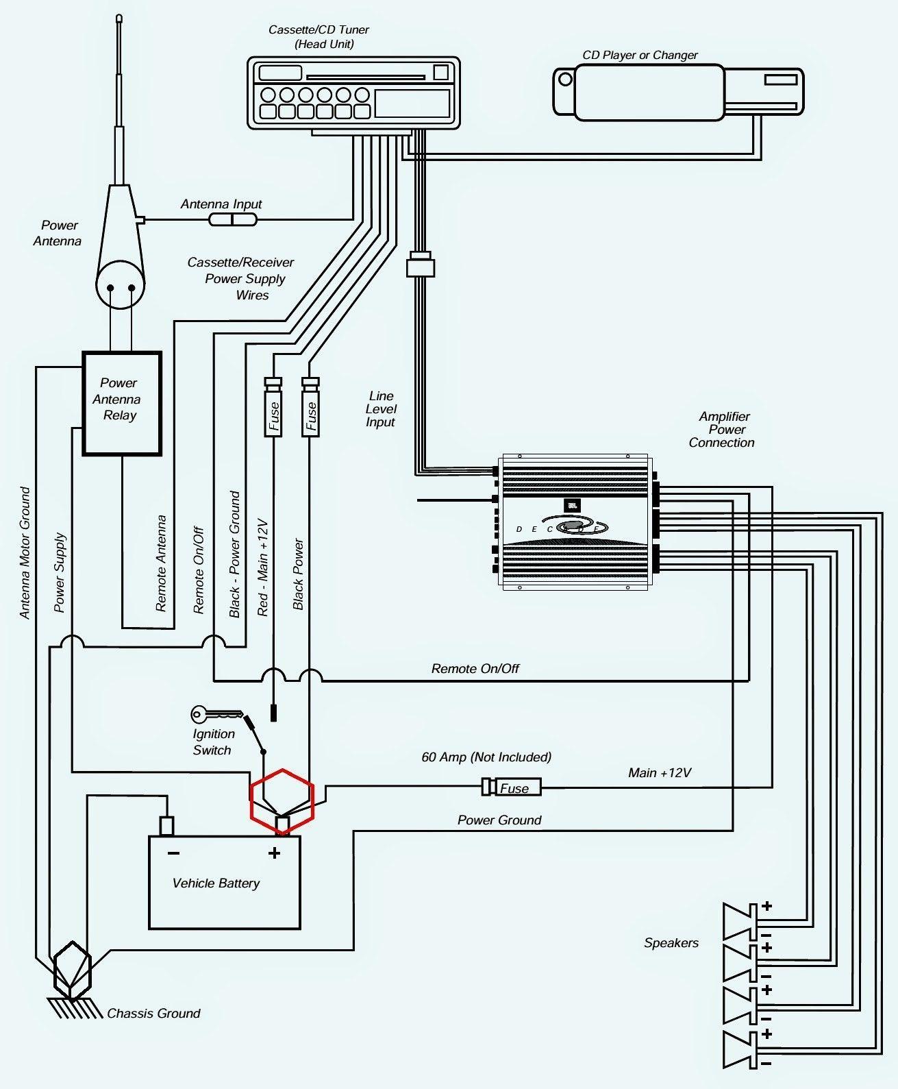 Bmw Audio Wiring Diagram