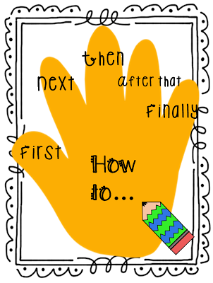 First Grade Wow: Anchor Chart | Education | First grade writing