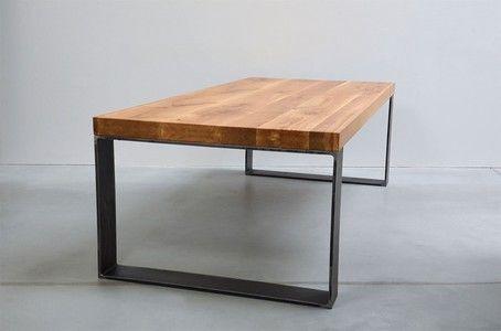 Industrial Tisch massiv holz tisch ähnliche tolle projekte und ideen wie im bild