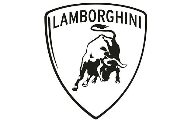 Image Result For Lamborghini Logo Black And White Projects To Try