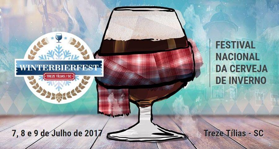 Winterbierfest – Festival Nacional da Cerveja de Inverno acontecerá em Treze Tílias