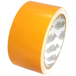 Tape Planet 3 Mil 2 X 10 Yard Roll Yellow Outdoor Vinyl Tape Vinyl Printer Paper Adhesive Vinyl Paper Wall Vinyl Decor